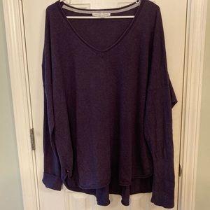 Victoria's Secret super soft oversized sweater